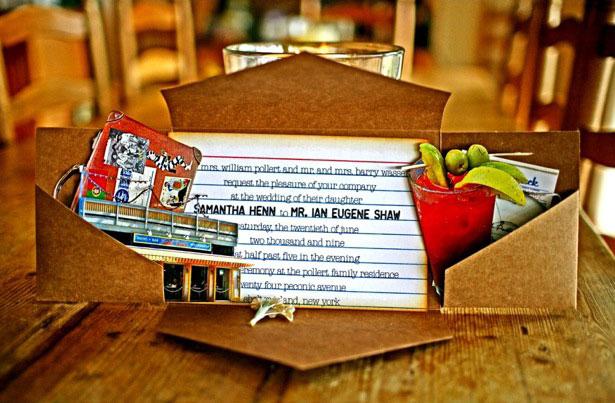 Creative Wedding Invitation Cards