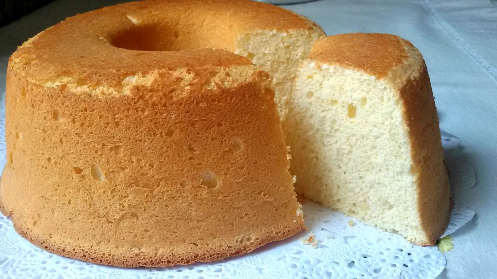Anna recetas f ciles bizcocho de yogur de lim n muy esponjoso - Bizcocho de limon esponjoso ...