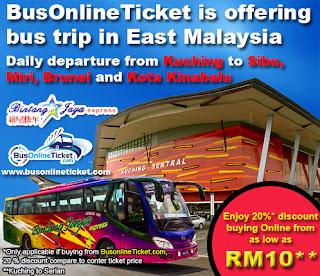 bus to miri, bus to kuching, bus to kota kinabalu, kuching bus terminal, sarawak bus, bus from kuching to pontianak,