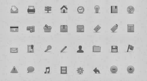 Soft Media Icons Vol. 2