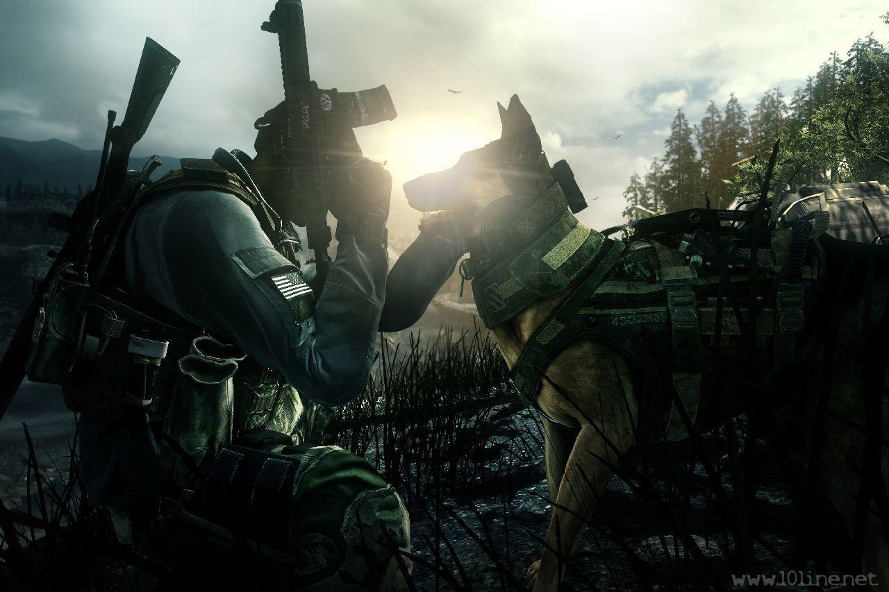 Call Of Duty: Ghost Sinema Kalitesinde