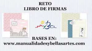 Reto  MYBA Libro de firmas