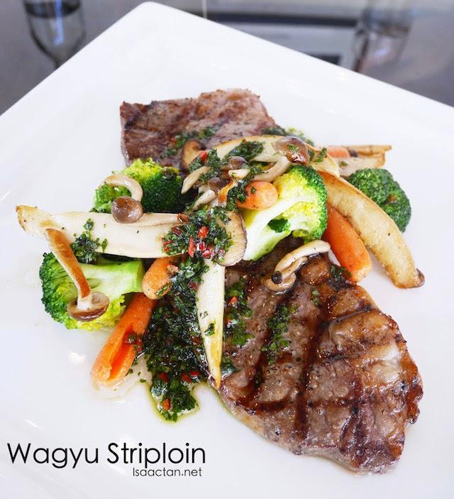 Wagyu Striploin - RM134
