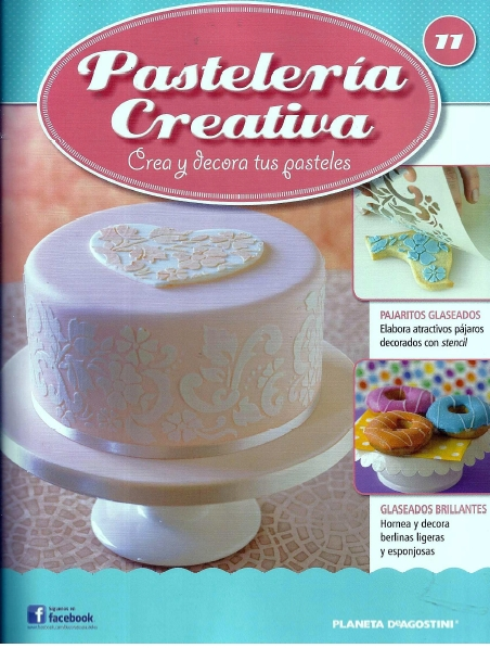 Pasteleria, Creativa N 11 FreeLibros