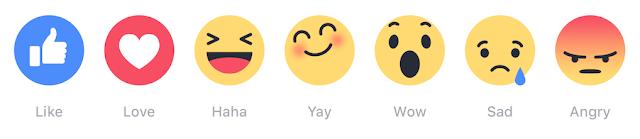 Facebook Reactions!