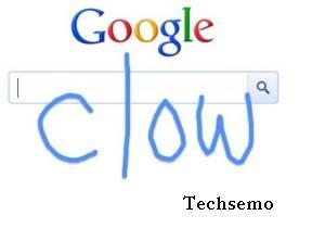 Google's Search In Cursive
