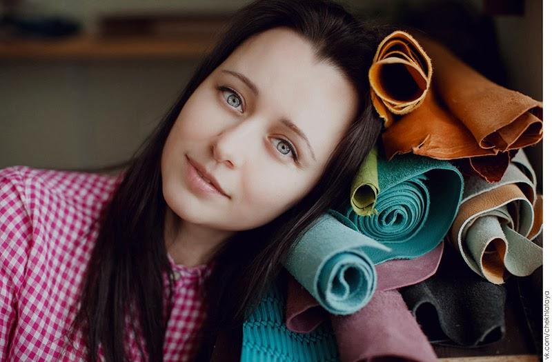 Ирина Степовая — дизайнер сумок и обуви