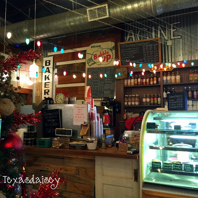 You have got to see this cool store and cafe...Ballyhoo...expresso and more
