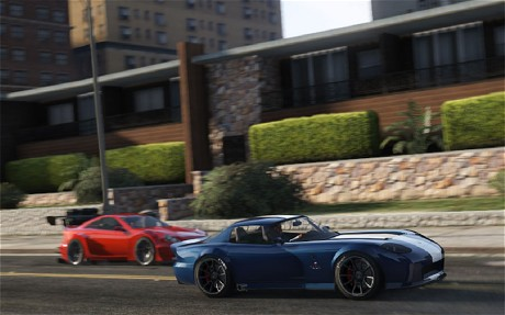 GTA 5 ( V ) PC Game Screenshot by http://jembersantri.blogspot.com