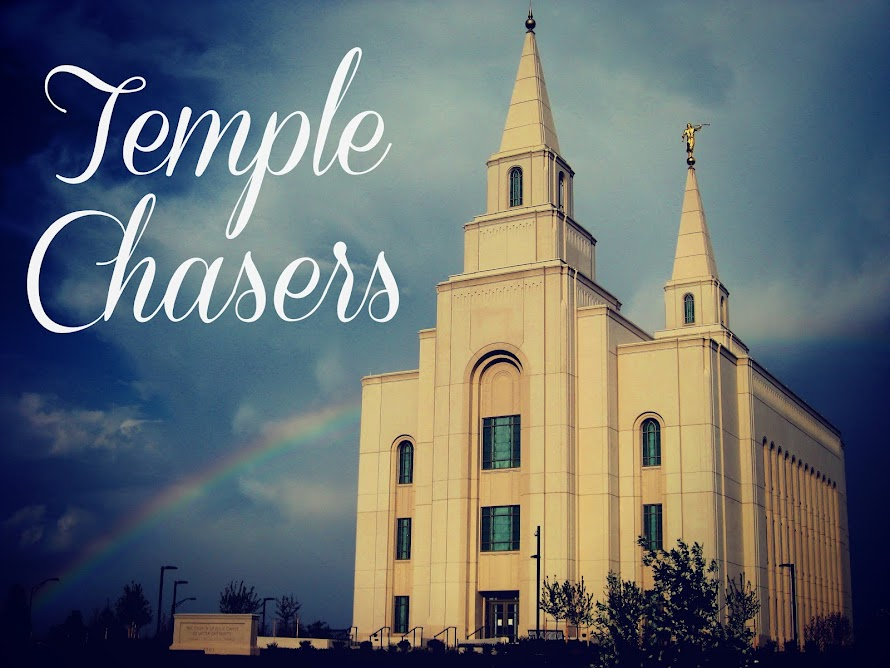 The Kansas City Temple Chaser: The Journalings of the Building of the Kansas City Temple