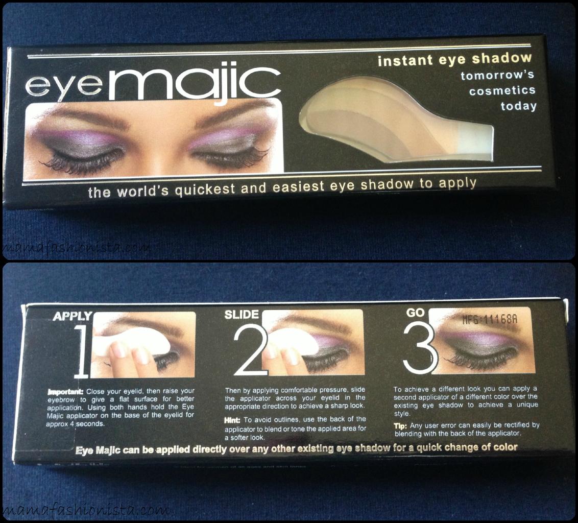 Eye Majic Instant Eyeshadow Photo Album - Cerene