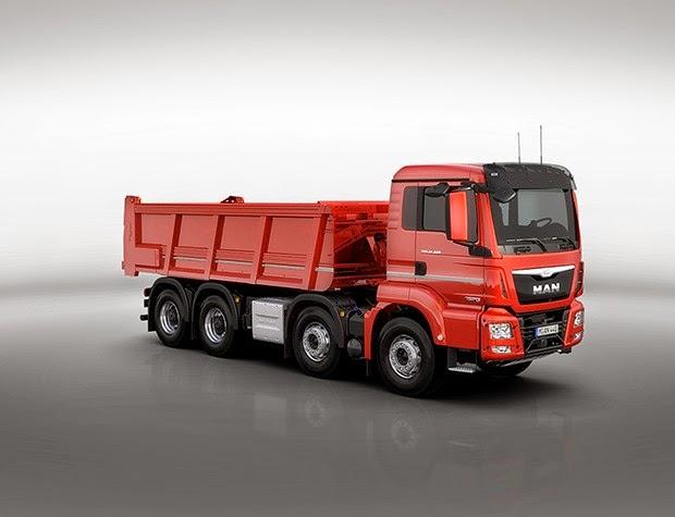 грузовики MAN