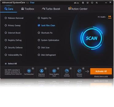 Advanced SystemCare Pro Portable | 系統優化工具