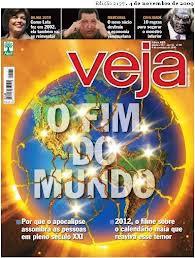 O FIM DO MUNDO VEJA 04/11/2009