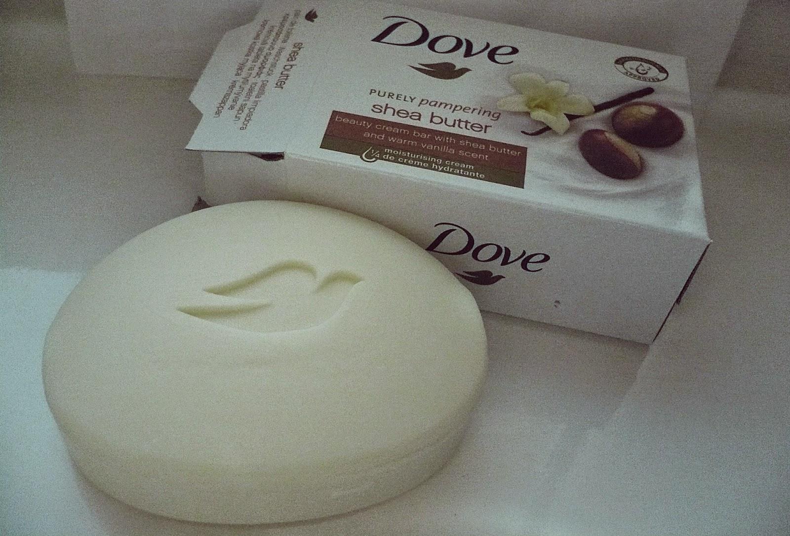 Kostka myjąca Dove - moje odkrycie!