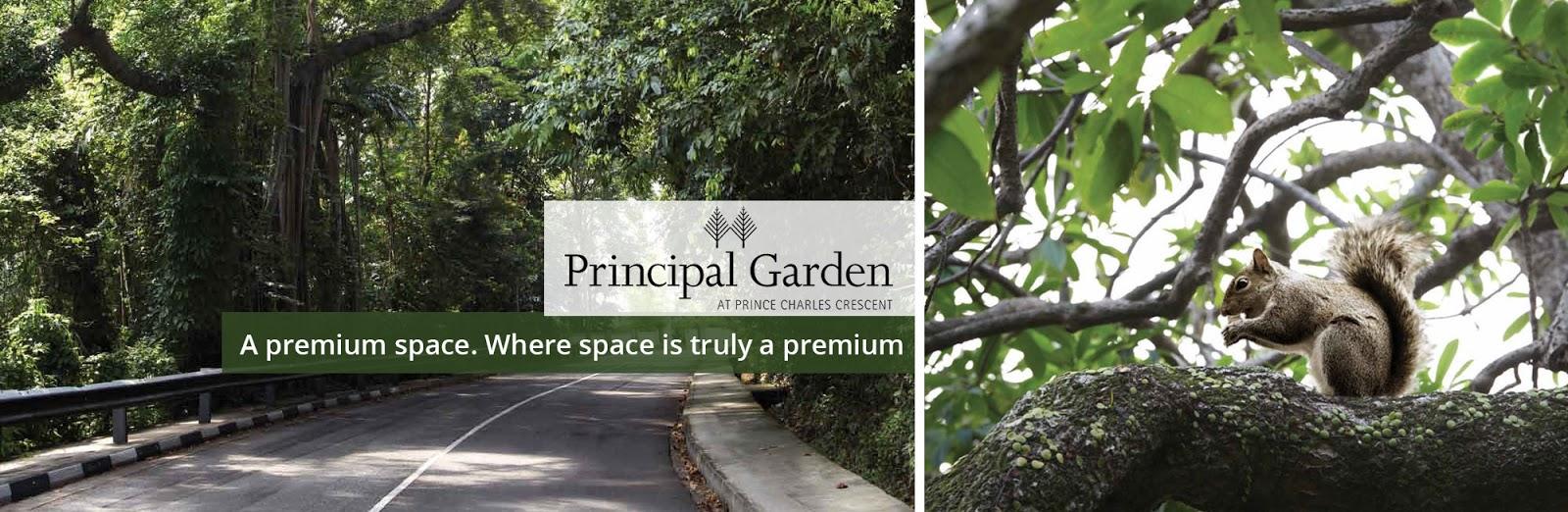 HOT! Principal Garden - Launching soon