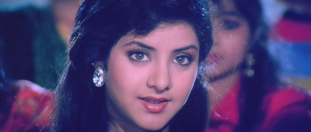 Divya Bharti Beautiful Image
