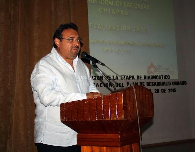 ACTUALIZARÁ AYUNTAMIENTO DE SCLC PLAN DE DESARROLLO URBANO 2006-2020
