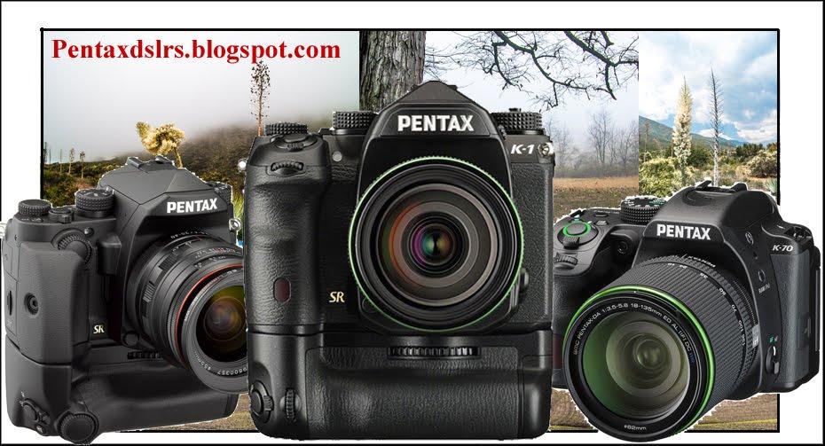 PENTAX DSLRs
