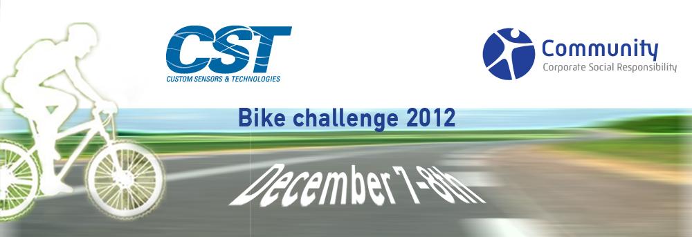 CST Bike Challenge 2012