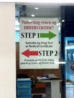 driver's license renewal