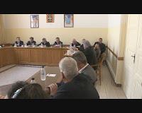O αρχηγός του Πυροσβεστικού Σώματος στην περιφερειακή ενότητα Κορινθίας (video)