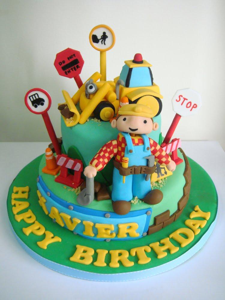 Sugarie Sweet Bakeshoppe Happy Birthday Xavier