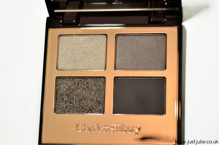 Colour-Coded Eyeshadow Palette.'The Rock Chick' review