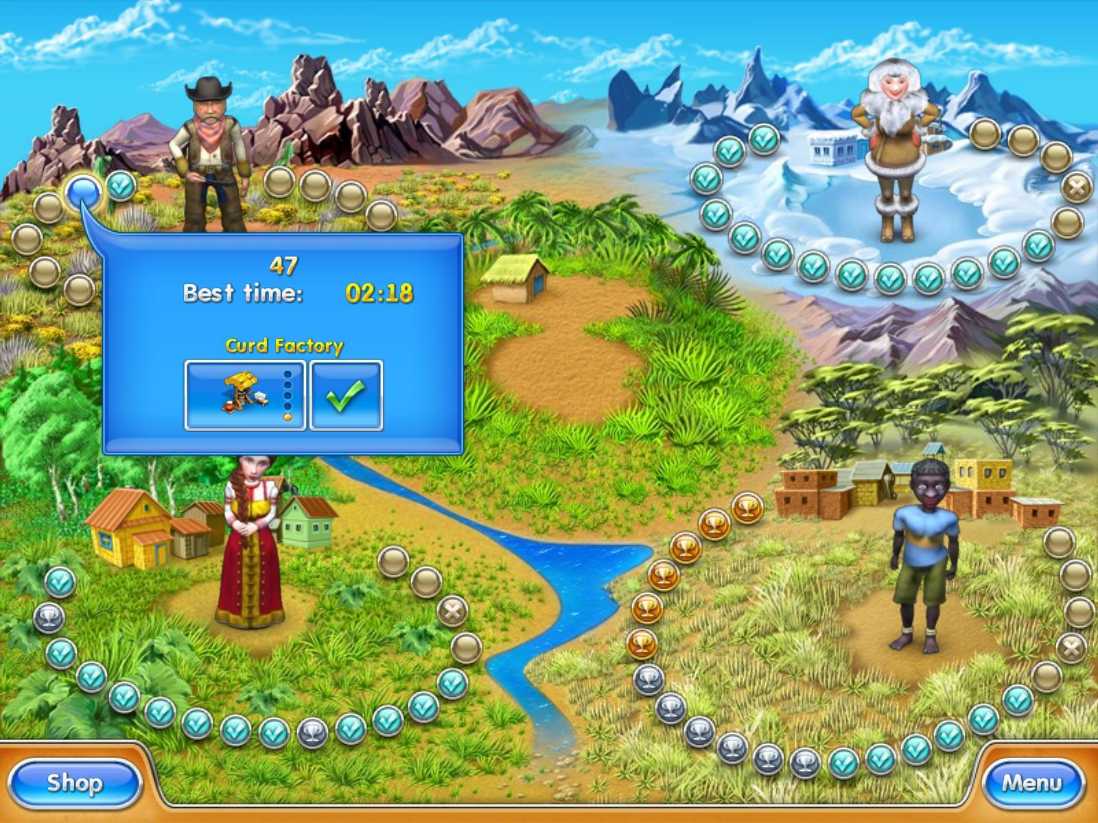 farm frenzy 3 level 11