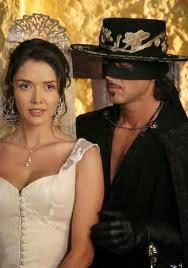 El Zorro, la espada y la rosa