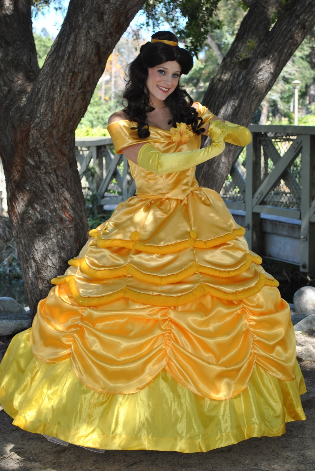 Party Princess Productions: Beauty and the Beast Belle