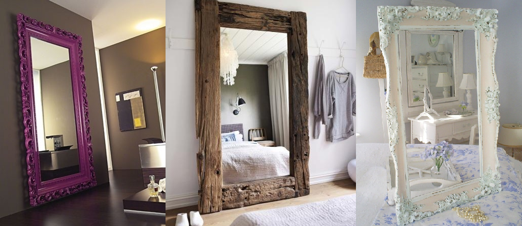 Espejos grandes en el dormitorio casas ideas for Espejo grande dormitorio
