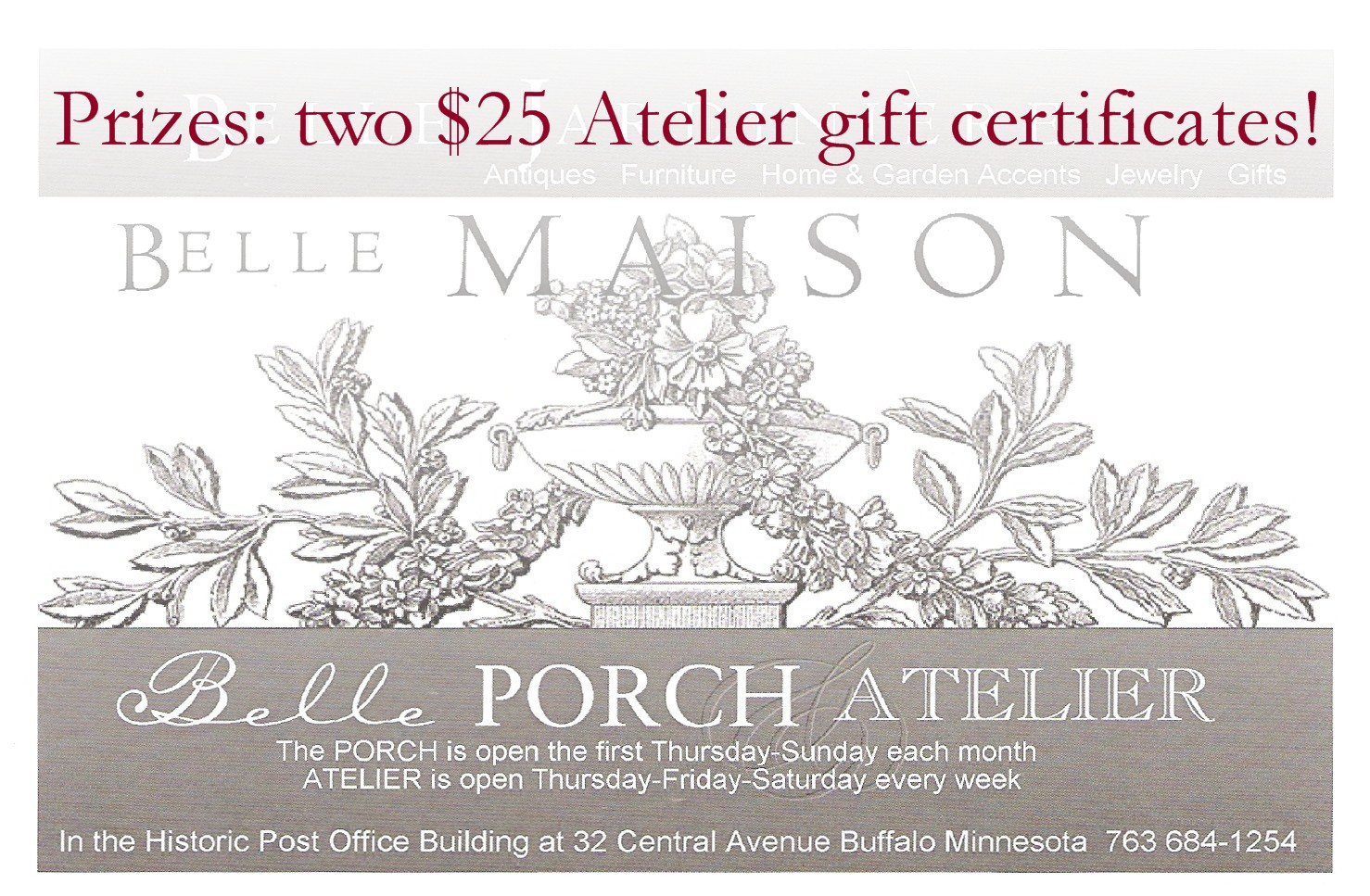 The PORCH & Atelier: Annual \'Ladies Night Out\'