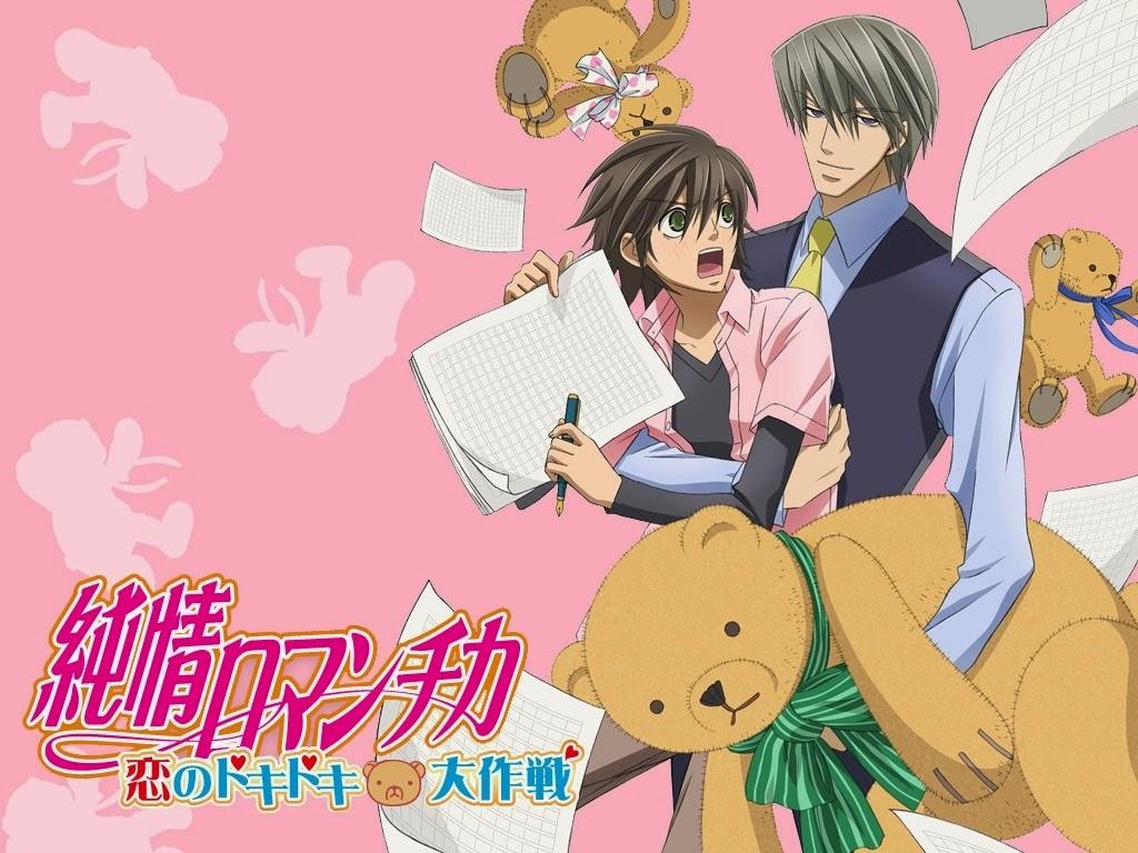 Top 10: Animes Yaoi - KAONASHI.