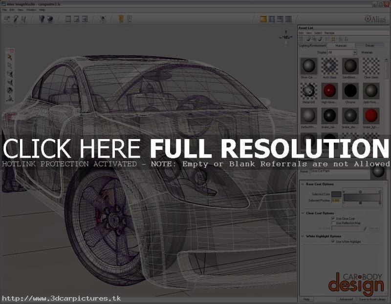 Cars View: Car Design Program Free
