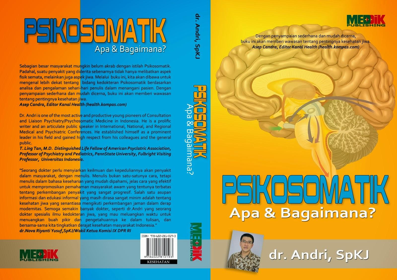 "Buku ""Psikosomatik"""