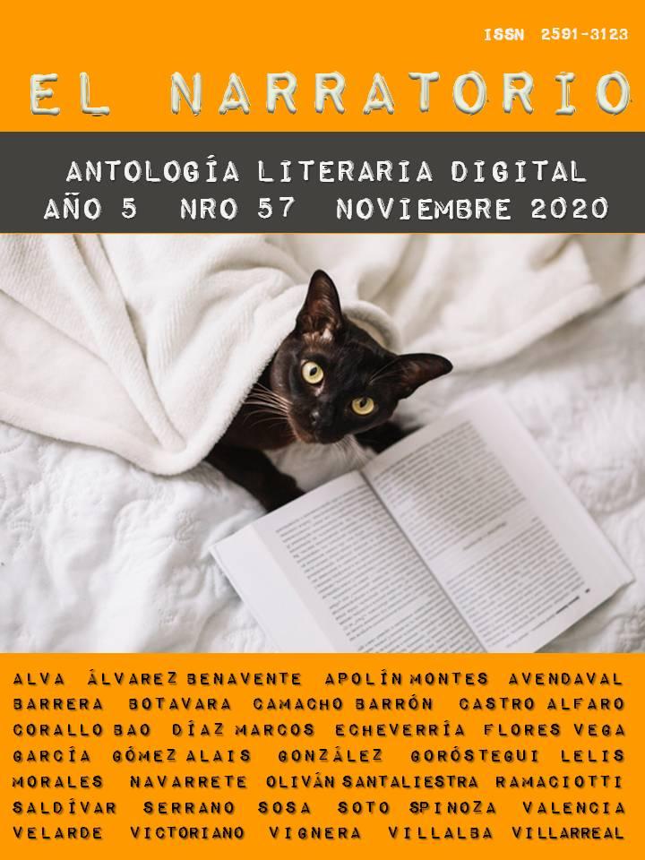 EL NARRATORIO  ANTOLOGÍA LITERARIA DIGITAL NRO 57