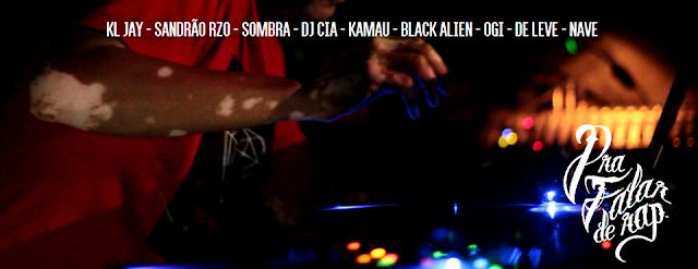 "Trailer ""PRA FALAR DE RAP - A Produçao do Rap Independente"" #Documentario"