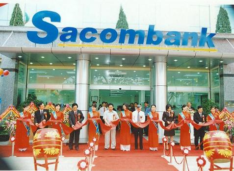 Ngân Hàng Sài Gòn thương tín Sacombank