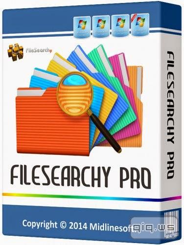 FileSearchy Pro v1.21 Incl Crack