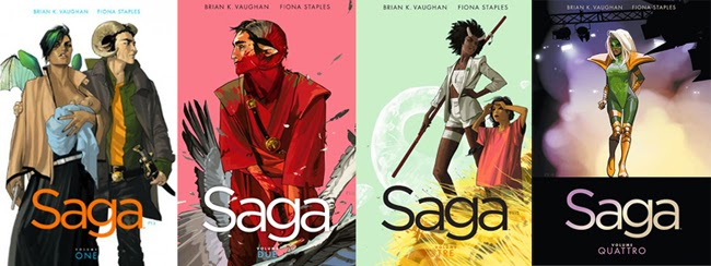 bao publishing saga image comics covers copertine brian k vaughan fiona staples