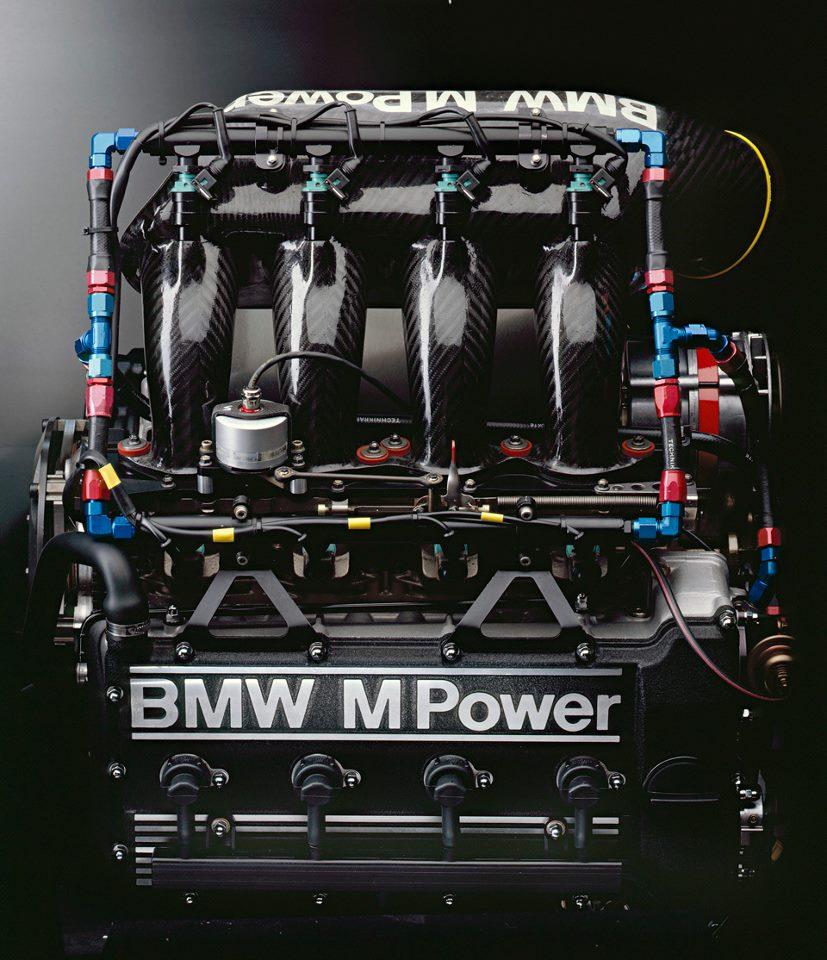 Bmw M3 Motor E30