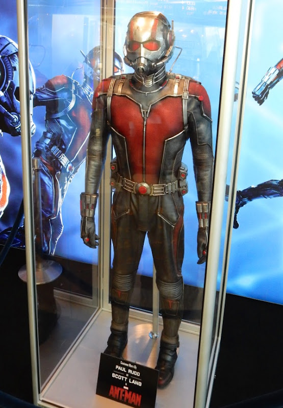 Original Paul Rudd Ant-Man movie costume
