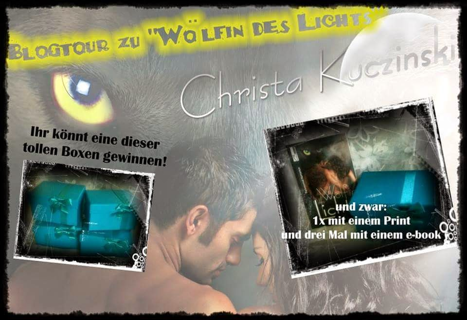 Wölfin des Lichts von Christa Kuczinski