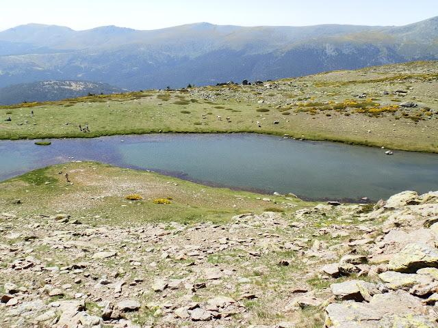 Laguna de Los Pajaros - Peñalara