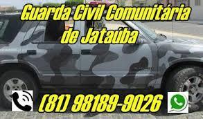 APOIO GUARDA CIVIL COMUNITÁRIA DE JATAÚBA