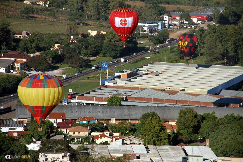 Festival de Balonismo Torres o Paulista Homero Antunes o l Der do 4 Festival de Balonismo de Santa