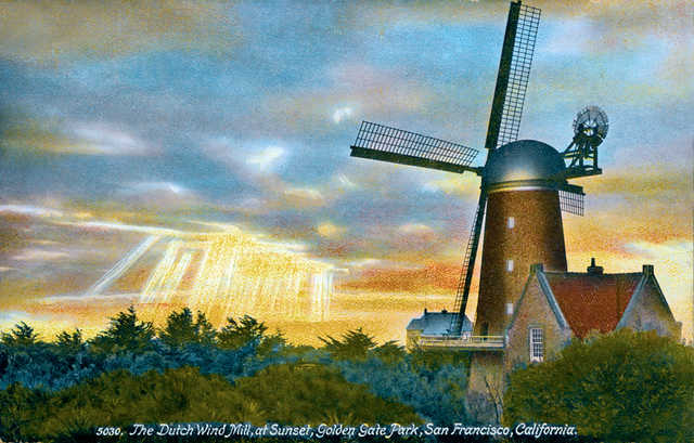 Born Under a Windmill's Sails