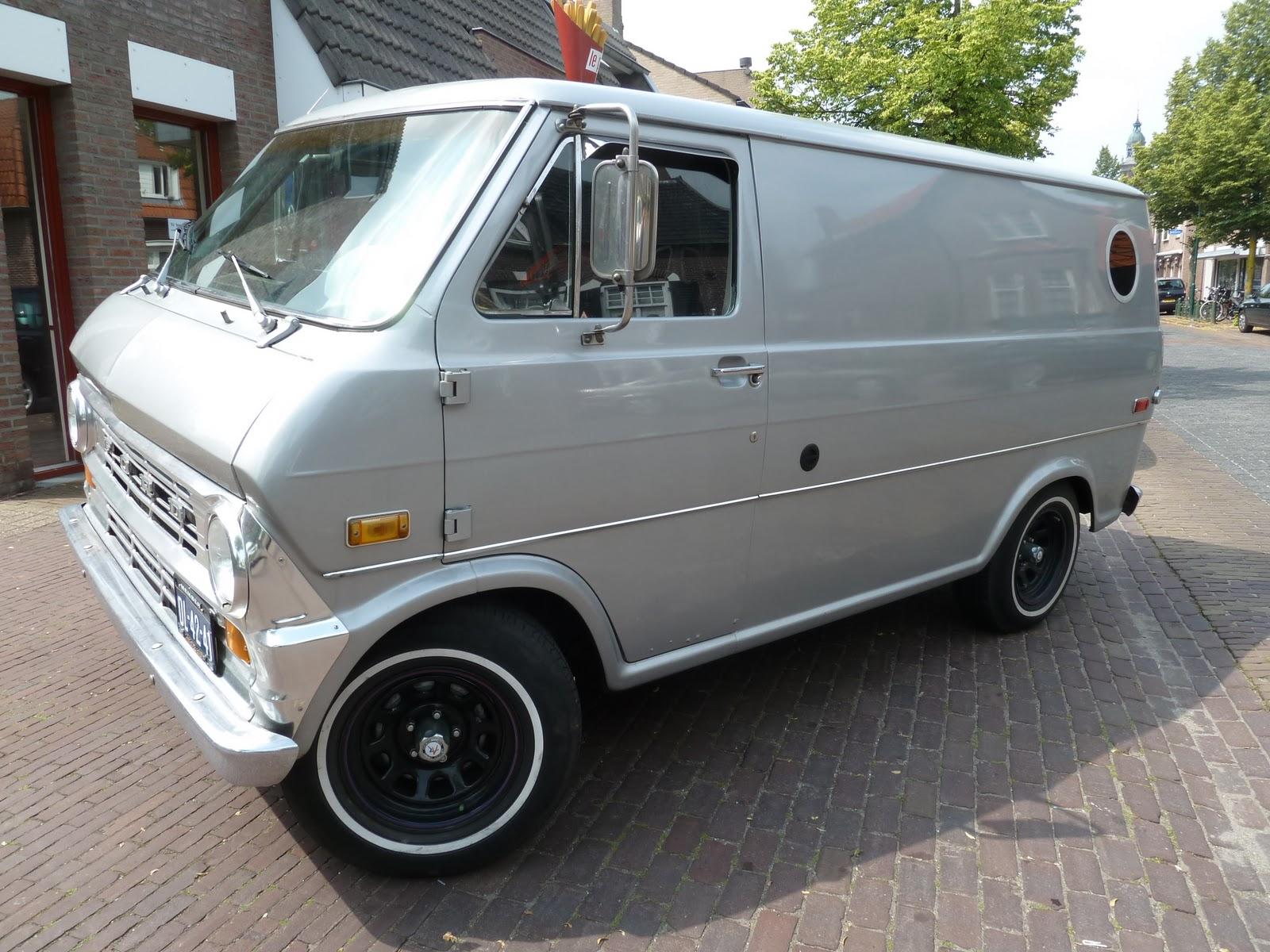 1990 Ford Camper Van >> 1972 Ford Econoline Van - Bing images