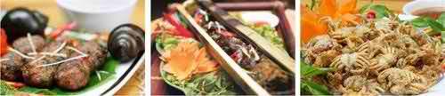 Tết sum vầy với những món ăn thuần Việt tại Ngoại Ô quán, địa điểm ăn uống, ẩm thực